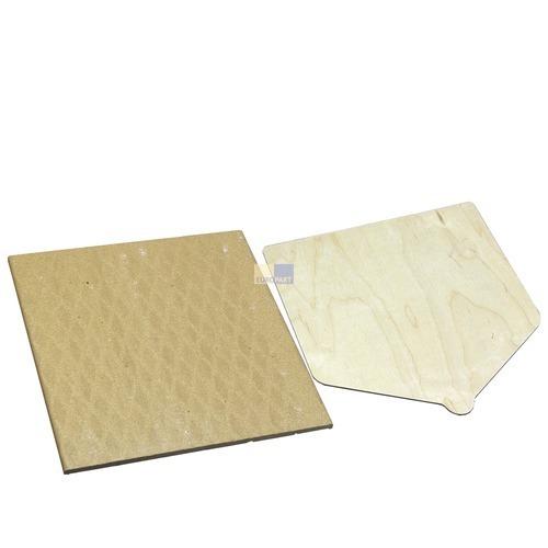 pizzastein set f r den backofen ariston c00091783 von. Black Bedroom Furniture Sets. Home Design Ideas