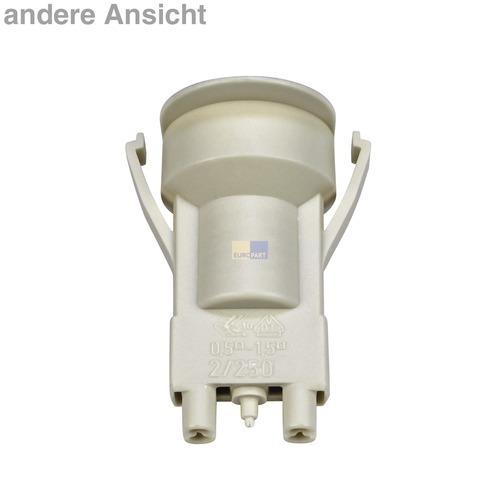 lampenfassung f r e14 lampe 250v bosch 00165289 von bosch. Black Bedroom Furniture Sets. Home Design Ideas