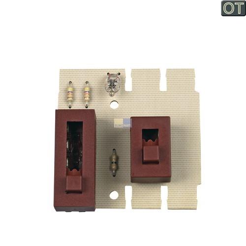 schaltereinheit bauknecht 481921478247 von bauknecht. Black Bedroom Furniture Sets. Home Design Ideas