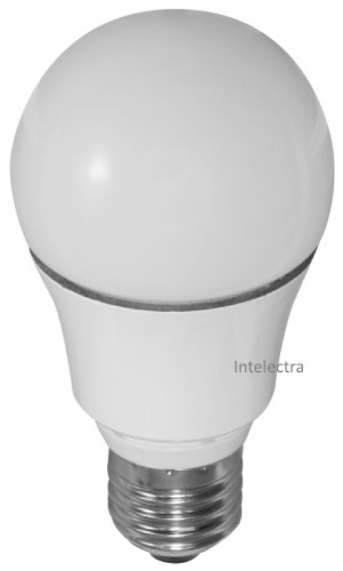 LED Lampe E27 10 Watt (62 Watt) 230 Volt dimmbar von Intelectra ...