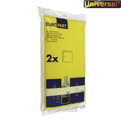 Fettfilter fur dunstabzug preiswert universal 570 x 470 mm for Dunstabzug fettfilter