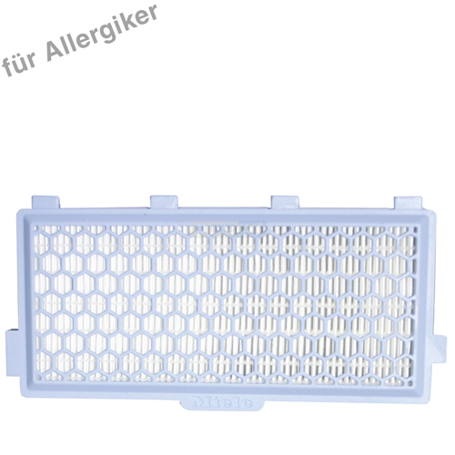 S5480 Active HEPA-Filter SF-AH 50 für Miele S 5480