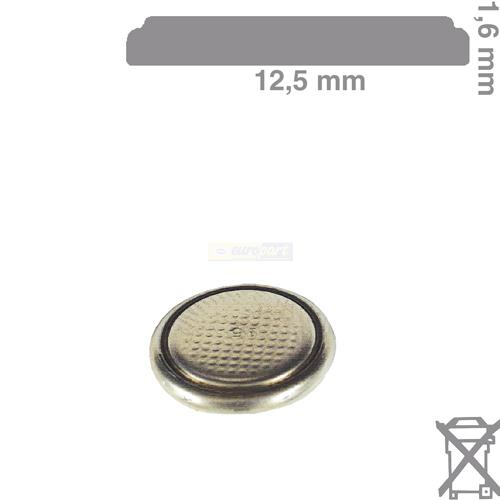 knopfzelle lithium cr1216 von intelectra batterie akku ladeger te. Black Bedroom Furniture Sets. Home Design Ideas